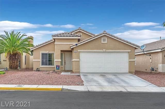 9975 Catseye Cove Court, Las Vegas, NV 89183 (MLS #2315539) :: The Chris Binney Group   eXp Realty