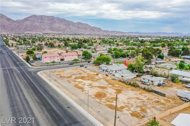 1571 Betty Lane, Las Vegas, NV 89110 (MLS #2315550) :: Custom Fit Real Estate Group
