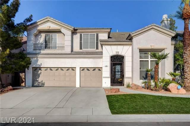32 Cascade Lake Street, Las Vegas, NV 89148 (MLS #2315567) :: Vestuto Realty Group