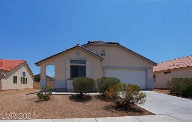 5744 Dazzling Sparks Street, North Las Vegas, NV 89031 (MLS #2315575) :: Lindstrom Radcliffe Group