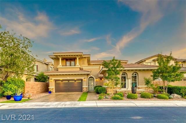 1437 Foothills Village Drive, Henderson, NV 89012 (MLS #2315580) :: The Chris Binney Group | eXp Realty