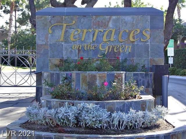 9112 Vista Greens Way #204, Las Vegas, NV 89134 (MLS #2315582) :: The Shear Team