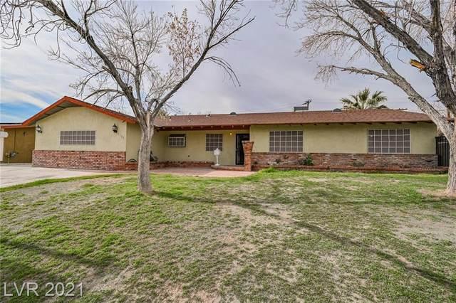2100 Las Flores Street, Las Vegas, NV 89102 (MLS #2315587) :: The Shear Team