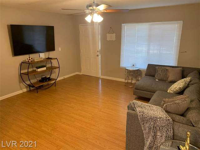 585 S Royal Crest Circle #1, Las Vegas, NV 89169 (MLS #2315599) :: The Chris Binney Group | eXp Realty