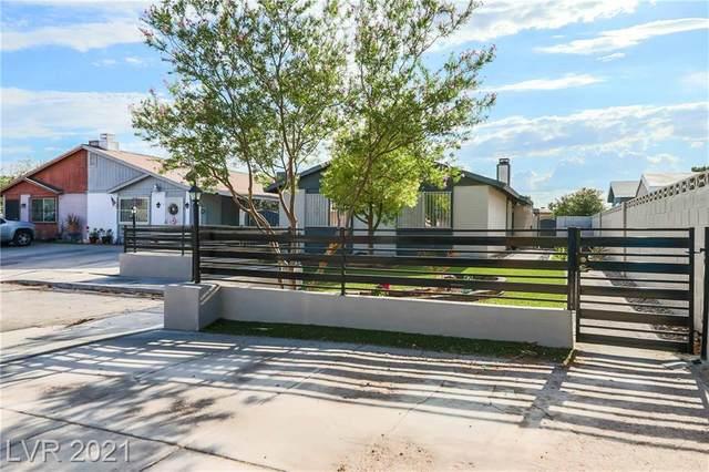 749 Vera Dell Court, Las Vegas, NV 89110 (MLS #2315601) :: Hebert Group | Realty One Group