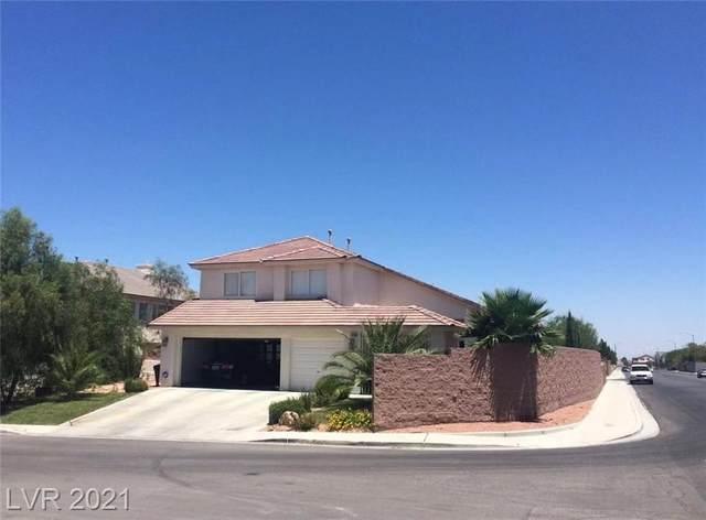 5398 Winning Spirit Lane, Las Vegas, NV 89113 (MLS #2315602) :: Lindstrom Radcliffe Group