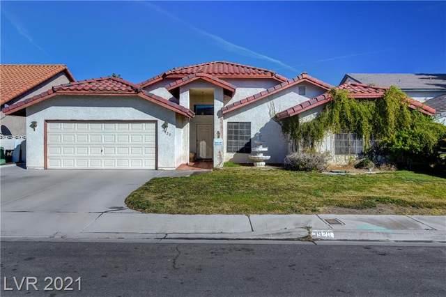3920 Amy Marie Court, Las Vegas, NV 89103 (MLS #2315630) :: Custom Fit Real Estate Group