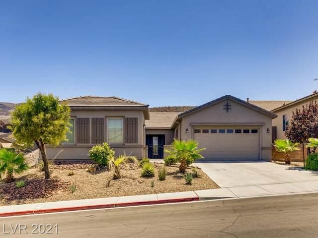 1149 Palmetto Bay Drive, Henderson, NV 89012 (MLS #2315631) :: Signature Real Estate Group