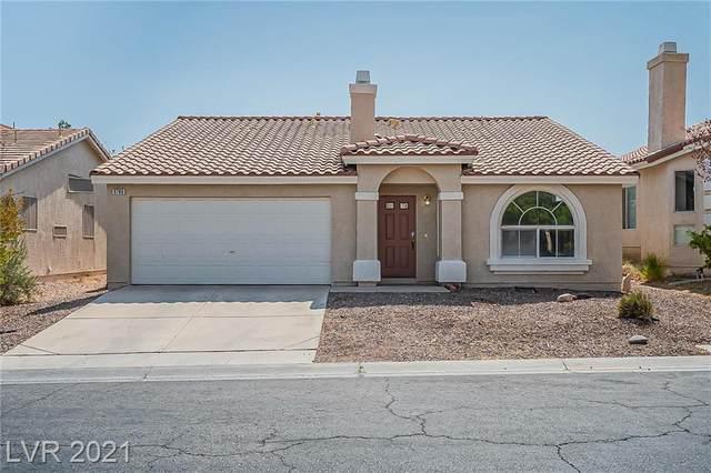9780 Silver Dew Street, Las Vegas, NV 89183 (MLS #2315652) :: The Chris Binney Group | eXp Realty