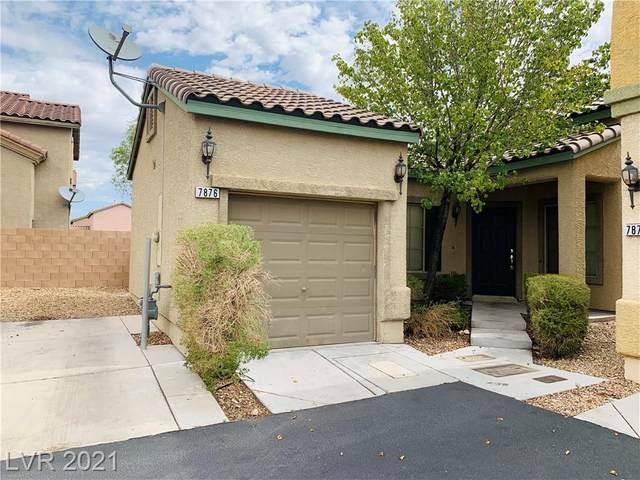 7876 Solid Horn Court, Las Vegas, NV 89149 (MLS #2315658) :: Lindstrom Radcliffe Group