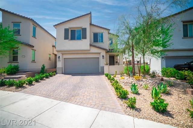 111 Verde Rosa Drive, Henderson, NV 89011 (MLS #2315671) :: Keller Williams Realty