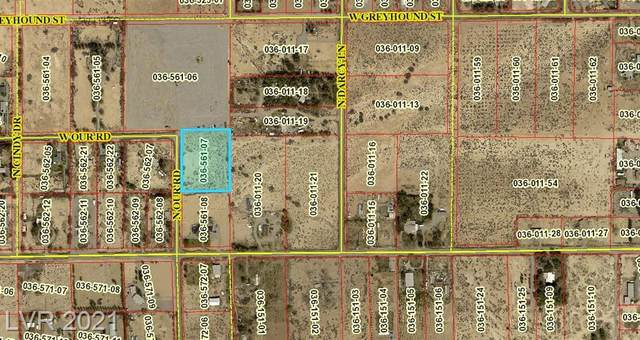 1101 N Our Road, Pahrump, NV 89060 (MLS #2315692) :: Signature Real Estate Group
