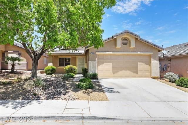 7924 Olympus Avenue, Las Vegas, NV 89131 (MLS #2315693) :: Custom Fit Real Estate Group