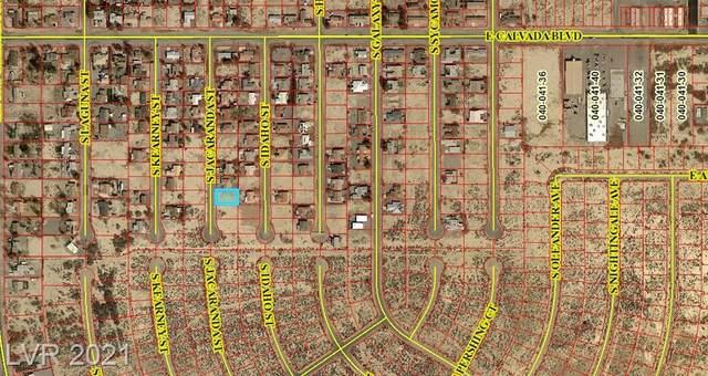 2051 Jacaranda Street, Pahrump, NV 89048 (MLS #2315700) :: DT Real Estate