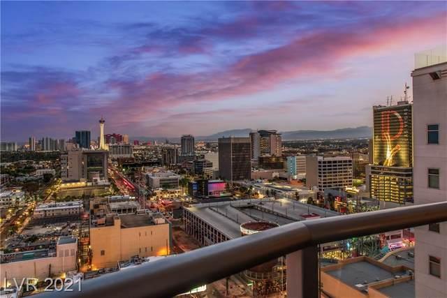 150 Las Vegas Boulevard #2308, Las Vegas, NV 89101 (MLS #2315708) :: DT Real Estate