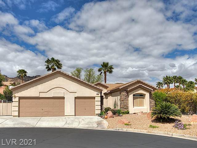 698 Magic Cove Court, Boulder City, NV 89005 (MLS #2315721) :: Hebert Group | Realty One Group