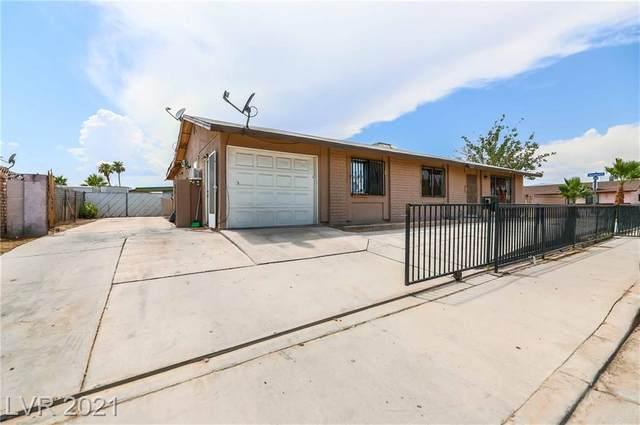 2929 Basswood Avenue, North Las Vegas, NV 89030 (MLS #2315731) :: Lindstrom Radcliffe Group