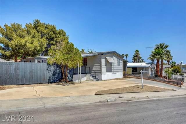1303 Potosi Street, Boulder City, NV 89005 (MLS #2315762) :: Hebert Group | Realty One Group