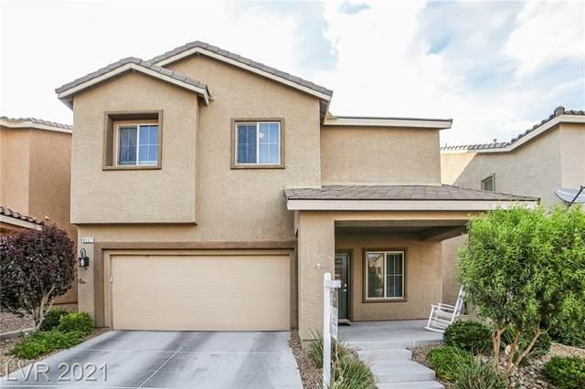 8127 Mosaic Sunrise Lane, Las Vegas, NV 89166 (MLS #2315766) :: Custom Fit Real Estate Group
