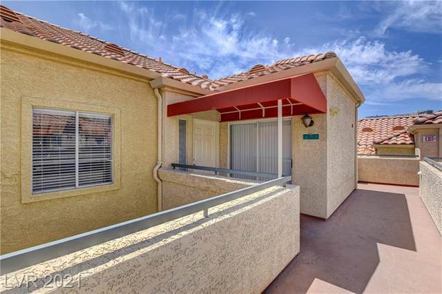230 Flamingo Road #404, Las Vegas, NV 89169 (MLS #2315773) :: Kypreos Team