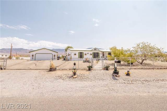 700 E Country Place Road, Pahrump, NV 89060 (MLS #2315782) :: Lindstrom Radcliffe Group