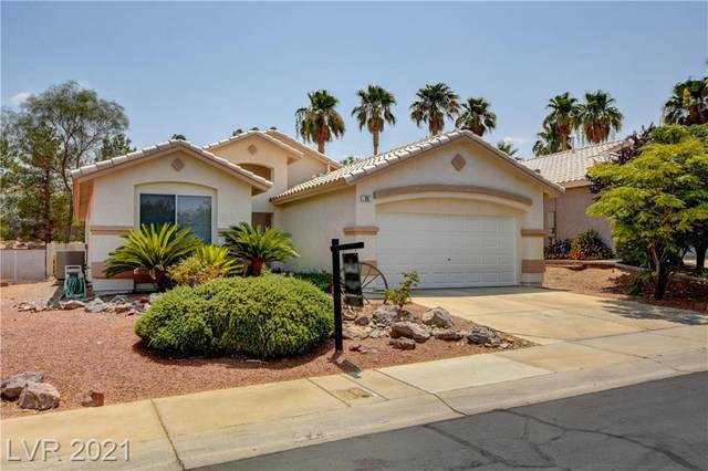 33 Pangloss Street, Henderson, NV 89002 (MLS #2315786) :: Custom Fit Real Estate Group