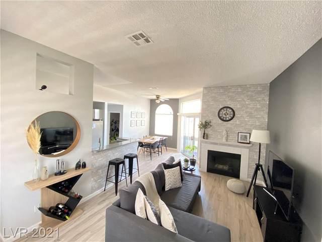 3150 Soft Breezes Drive #2014, Las Vegas, NV 89128 (MLS #2315815) :: DT Real Estate