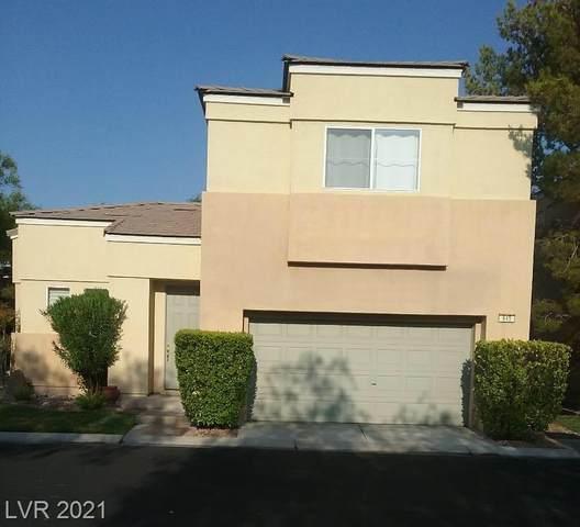 645 Chase Tree Street, Las Vegas, NV 89144 (MLS #2315816) :: DT Real Estate
