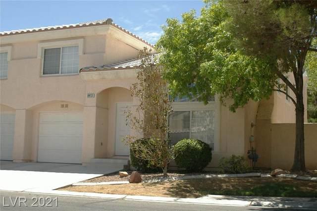 8413 Sewards Bluff Avenue, Las Vegas, NV 89129 (MLS #2315835) :: The Melvin Team