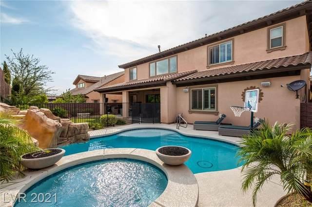 2928 Josephine Drive, Henderson, NV 89044 (MLS #2315847) :: Signature Real Estate Group