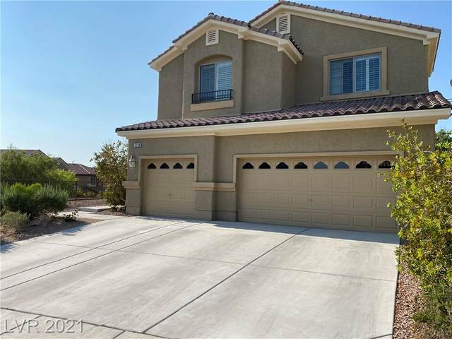 2748 Lawrencekirk Court, Henderson, NV 89044 (MLS #2315849) :: DT Real Estate