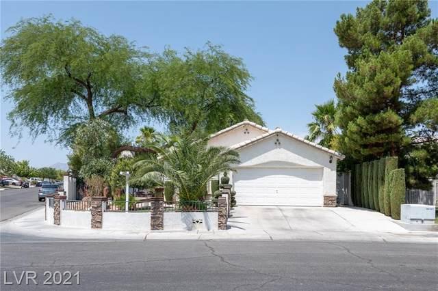 3425 Strawberry Roan Road, North Las Vegas, NV 89032 (MLS #2315857) :: Lindstrom Radcliffe Group