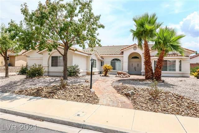 946 Verdite Avenue, Henderson, NV 89011 (MLS #2315858) :: DT Real Estate