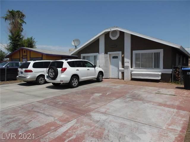 1116 Hart Avenue, Las Vegas, NV 89106 (MLS #2315879) :: Lindstrom Radcliffe Group