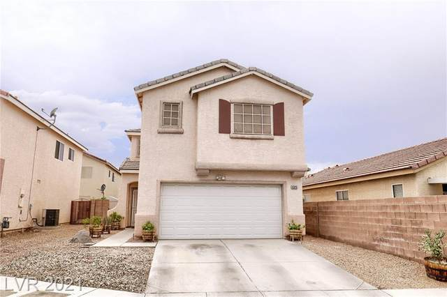 5325 Cholla Blossom Court, North Las Vegas, NV 89031 (MLS #2315890) :: Hebert Group | Realty One Group