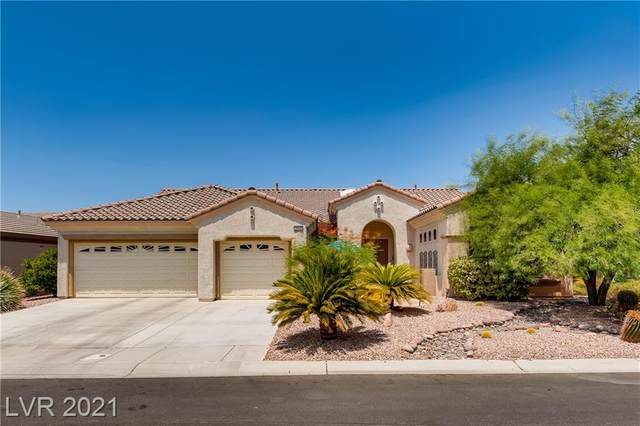 2550 Highmore Avenue, Henderson, NV 89052 (MLS #2315903) :: DT Real Estate