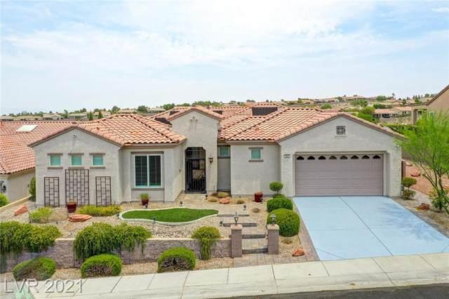 2864 Foxtail Creek Avenue, Henderson, NV 89052 (MLS #2315928) :: Custom Fit Real Estate Group