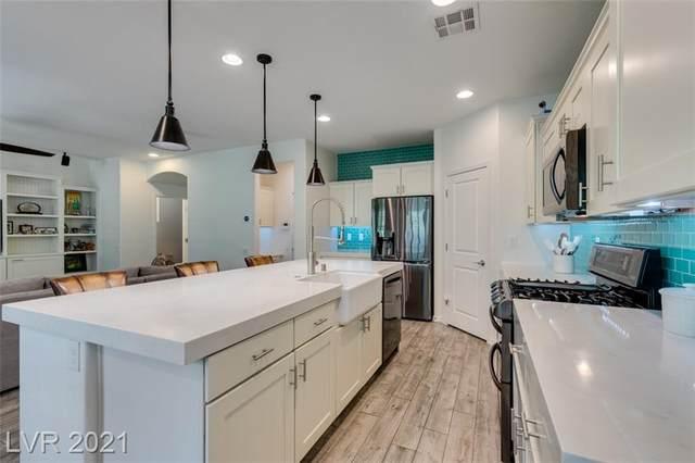 2110 Morro Vista Drive, Las Vegas, NV 89135 (MLS #2315930) :: Custom Fit Real Estate Group