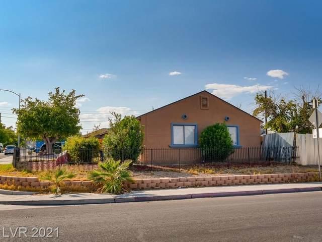 1419 Lewis Avenue, Las Vegas, NV 89101 (MLS #2315933) :: Jack Greenberg Group
