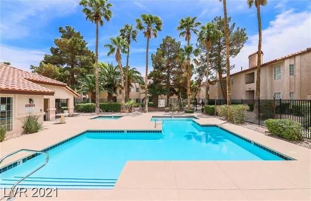 6500 W Lake Mead Boulevard #123, Las Vegas, NV 89108 (MLS #2315965) :: Custom Fit Real Estate Group