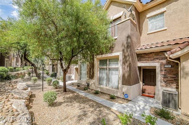 2751 Fountain Ridge Lane, Henderson, NV 89074 (MLS #2315989) :: DT Real Estate