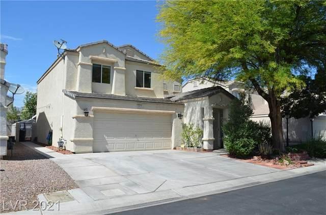 5412 Raincreek Avenue, Las Vegas, NV 89130 (MLS #2315993) :: Galindo Group Real Estate