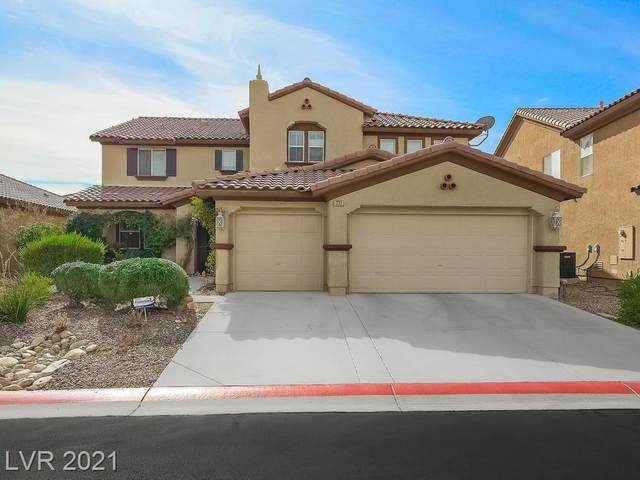 771 Canary Wharf Drive, Las Vegas, NV 89178 (MLS #2316005) :: Vestuto Realty Group