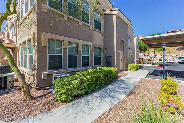 10550 W Alexander Road #2202, Las Vegas, NV 89129 (MLS #2316035) :: The Chris Binney Group | eXp Realty