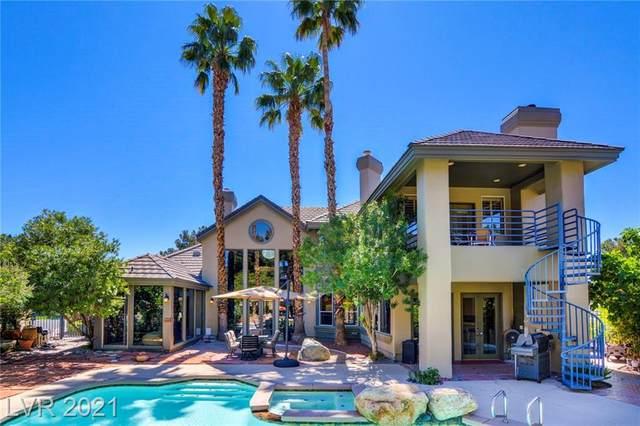 3004 Astoria Pines Circle, Las Vegas, NV 89107 (MLS #2316040) :: Lindstrom Radcliffe Group