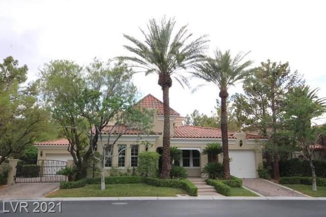 12047 Oakland Hills Drive, Las Vegas, NV 89141 (MLS #2316063) :: Custom Fit Real Estate Group