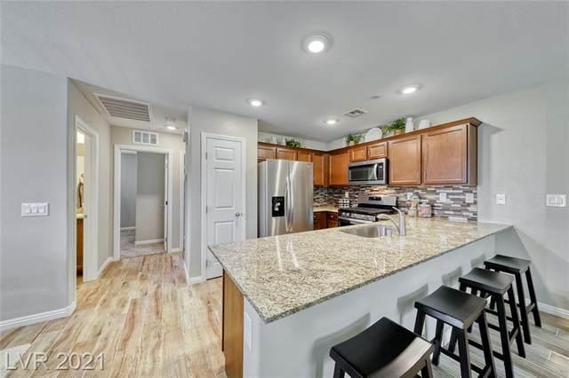 4498 Woolcomber Street, Las Vegas, NV 89115 (MLS #2316077) :: Custom Fit Real Estate Group