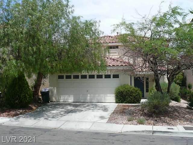 9718 Powell Plateau Court, Las Vegas, NV 89148 (MLS #2316081) :: Galindo Group Real Estate