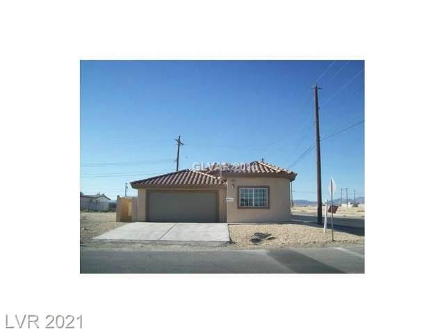 804 Rossmoyne Avenue, Las Vegas, NV 89030 (MLS #2316084) :: Kypreos Team