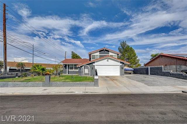 7302 Gentry Lane, Las Vegas, NV 89123 (MLS #2316095) :: The Chris Binney Group | eXp Realty